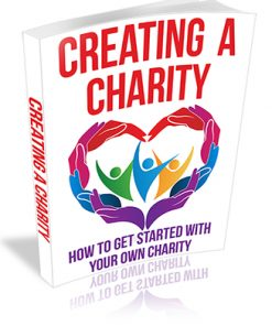 Creating a Charity PLR Report