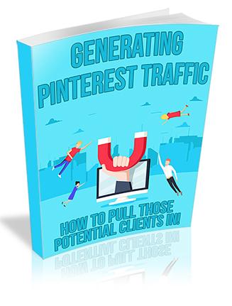 Generating Pinterest Traffic PLR Report