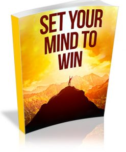 Set Your Mind to Win PLR Report