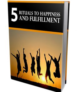 5 Rituals to Happiness Ebook MRR