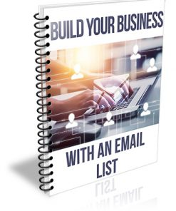 Build Your Business with an Email List PLR Report