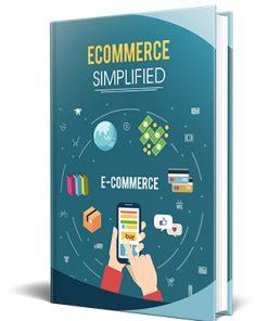 Ecommerce Simplified PLR Ebook