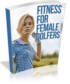Fitness for Female Golfers PLR Report