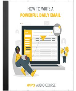 How to Write Powerful Emails Audio MRR