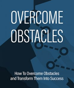 Overcome Obstacles Ebook and Videos MRR