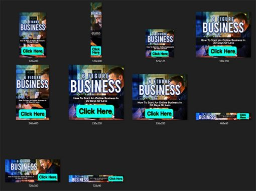 Six Figure Business Ebook and Videos MRR