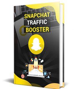 Snapchat Traffic Booster PLR Ebook