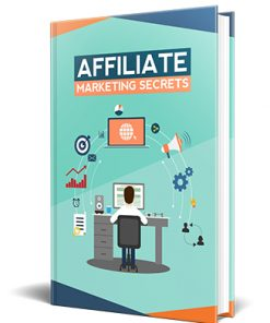 Affiliate Marketing Secrets PLR Ebook