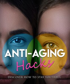 Anti-Aging Hacks Ebook and Videos MRR