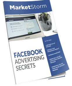 Facebook Advertising Secrets Ebook MRR