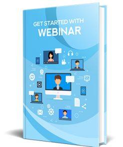 Get Started with Webinars PLR Ebook