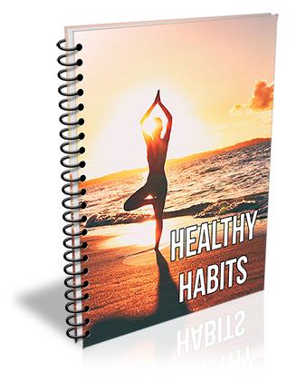 Healthy Habits PLR Autoresponder Messages