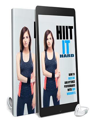 HIIT It Hard Audio and Ebook MRR