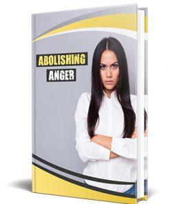 Abolishing Anger PLR Ebook