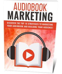 Audio Book Marketing PLR Ebook