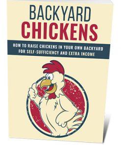Backyard Chickens PLR Ebook