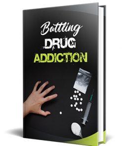 Battling Drug Addiction PLR Ebook