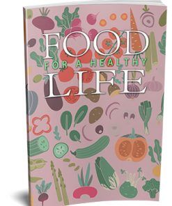 Food for a Healthy Life Ebook MRR