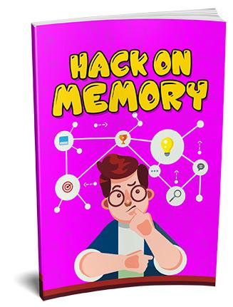 Hack on Memory Ebook MRR