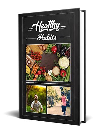 Healthy Habits PLR Ebook