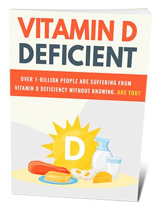 Vitamin D Deficient PLR Ebook