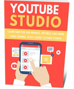 Youtube Studio PLR Ebook