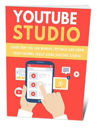 Youtube Studio PLR Ebook