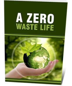 Zero Waste Life PLR Ebook