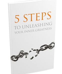 5 Steps to Unleashing Your Inner Greatness Report MRR