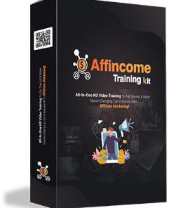 Affiliate Marketing Income Training Kit PLR Videos