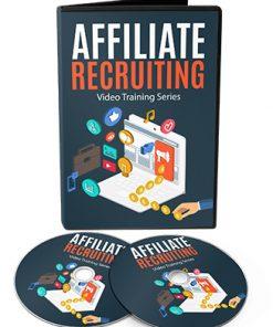 Affiliate Recruiting PLR Videos