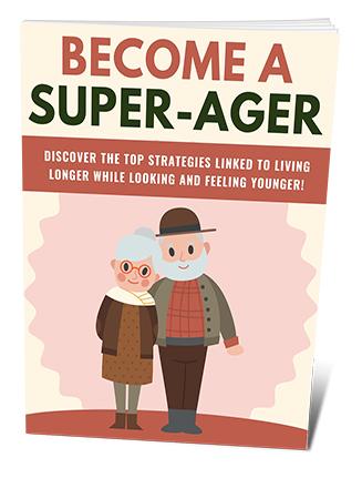 Become a Super Ager PLR Ebook