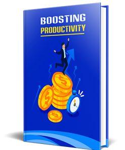Boosting Productivity PLR Ebook