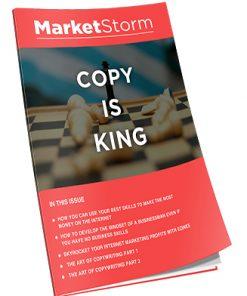 Copy is King Ebook MRR