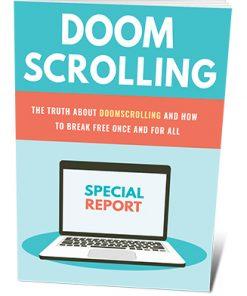 Doom Scrolling PLR Ebook