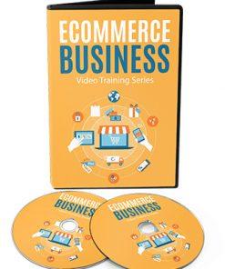 Ecommerce Shopify Business PLR Videos