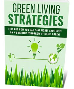 Green Living Strategies PLR Ebook and Autoresponder Messages