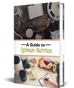 A Guide to Optimum Nutrition PLR Ebook