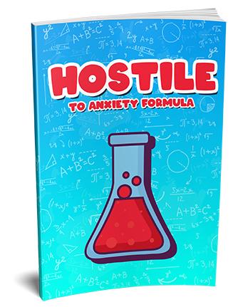 Hostile to Anxiety Formula Ebook MRR