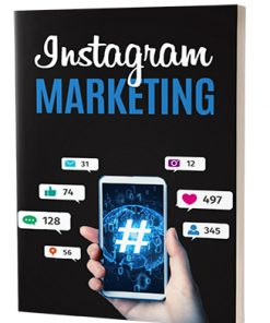 Instagram Marketing PLR Ebook and PLR Videos