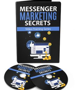 Messenger Marketing Secrets PLR Videos