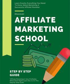 Affiliate Marketing School Ebook and Videos MRR