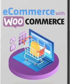 Ecommerce with Woocommerce Training PLR Videos