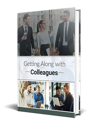Getting Along with Colleagues PLR Ebook
