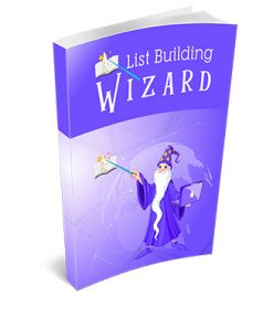 List Building Wizard Ebook and Videos MRR
