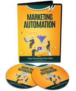 Marketing Automation PLR Videos