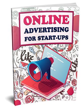 Online Advertising for Start Ups Ebook MRR