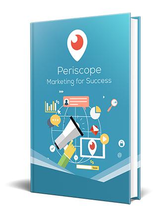 Periscope Marketing Success PLR Ebook