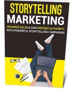 Storytelling Marketing PLR Giveaway Report