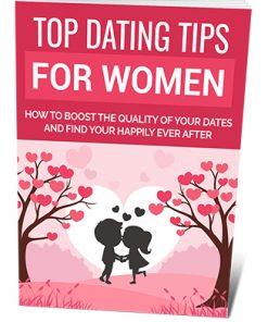 Top Dating Tips for Women PLR Ebook
